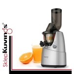 KUVINGS B6000 PLUS Big Whole Juicer SREBRNY