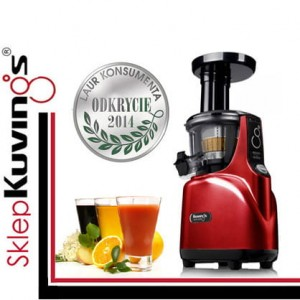 KUVINGS SC Series 950, bordowy NS